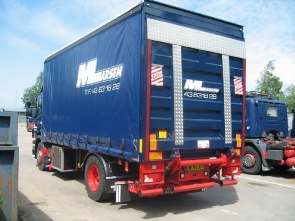 Udlejning af lastvogne og biler i Næstved, Vestsjælland